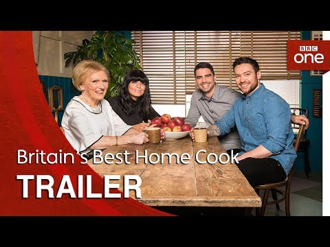 BBC 1 Britain's Best Home Cook - Trailer