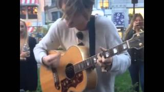 Джейми Кэмпбелл Бауэр, Get Your Guns - Jamie Campbell Bower