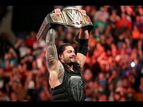 WWE Roman Reigns: Rise of the Roman Empire - HWRShow Tribute
