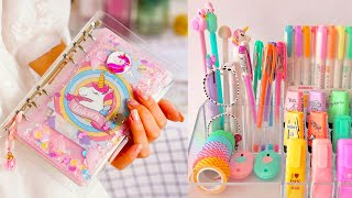 11 DIY Unicorn School Supplies , Magical Unicorn Themed DIYS | Unicorn Decor &Crafts