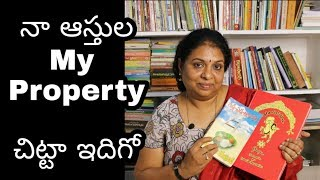 Crazy Life- My Property Show/my Choice/personal Library /telugu Books Collection/ My Hobby/