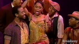 "Elisabeth Withers-Mendes - ""Push Da Button"" - THE COLOR PURPLE ( Letterman 16-Nov-05)"