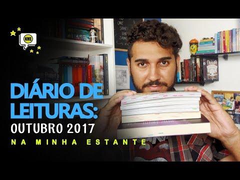 Diário de Leituras: Outubro 2017 | Na Minha Estante