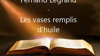 LES VASES REMPLIS D'HUILE