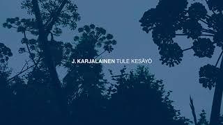 J. Karjalainen - Tule kesäyö
