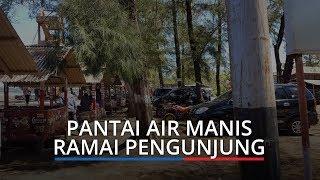 Pantai Air Manis dan Bendungan Koto Tuo Kembali Ramai Pengunjung, Ini Kata Kadis Pariwisata Padang