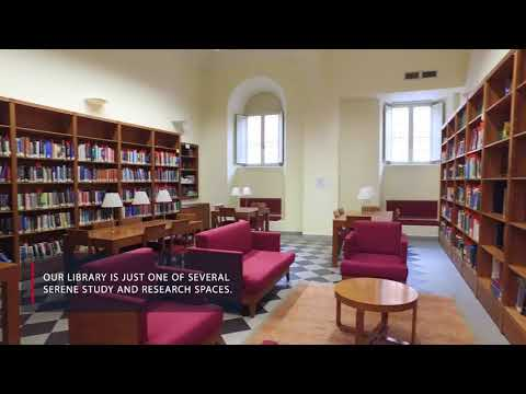 St. John's University- Rome Campus Tour
