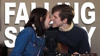 Falling Slowly - (Cover) Nathan Burns   Caroline Mohr