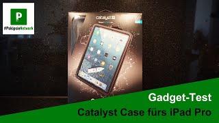 Unboxing und Test: Catalyst Case für iPad Pro -Wasserdichte iPad Hülle