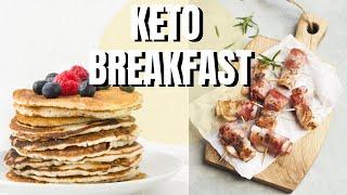 🥓 Best Keto Breakfast No Eggs Ideas 🥓 Low Carb Breakfast 🥓 Keto Oatmeal