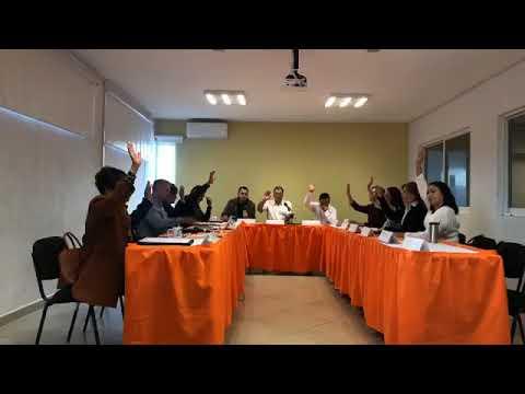 Sesión Extraordinaria No. 32 de Ayuntamiento 9 de octubre de 2019