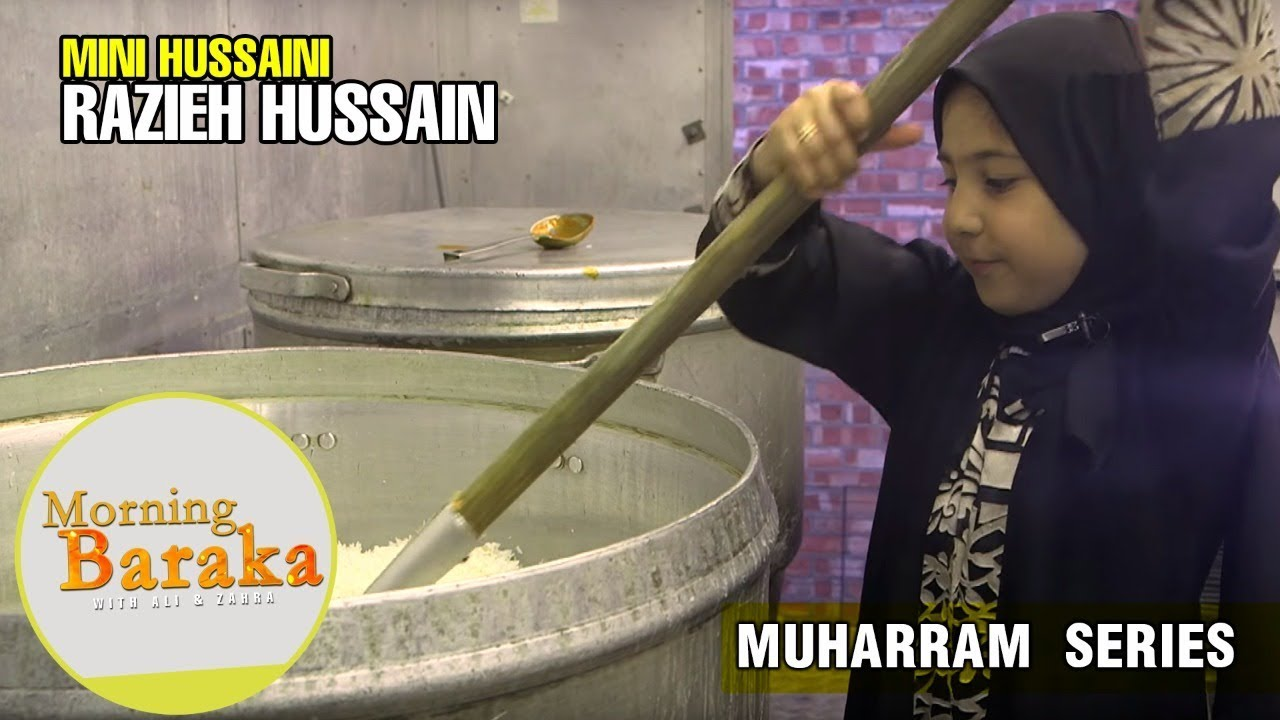 Razieh spends a day in the kitchen | Episode 1