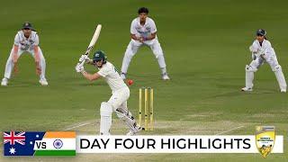 Australia, India settle for draw on intriguing final day | Australia v India 2021