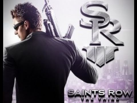Get A Taste Of Saints Row: The Third's Power With Its First CG Trailer