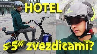 [138] Kot hotel s 5* ZVEZDICAMI!