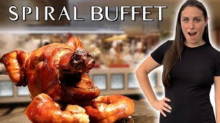 The World's GREATEST BUFFET // All You Can Eat Spiral Buffet in Manila Philippines