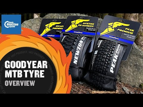 Goodyear Mountain Bike Tyres Overview | Hot Product | CRC |