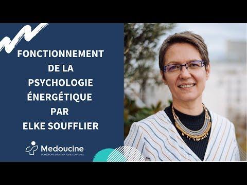 Fonctionnement de la psychologie energeetique par Elke Soufflier