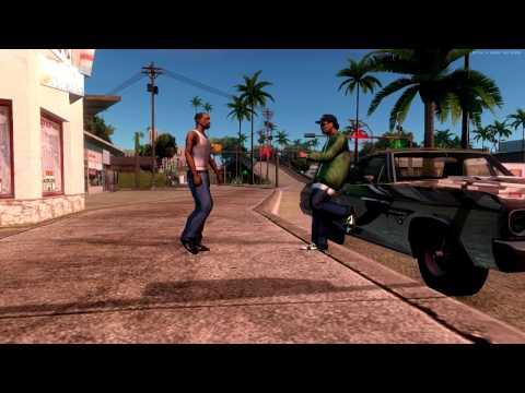 Steam Topluluğu :: Video :: GTA San Andreas [PC] Remastered HD
