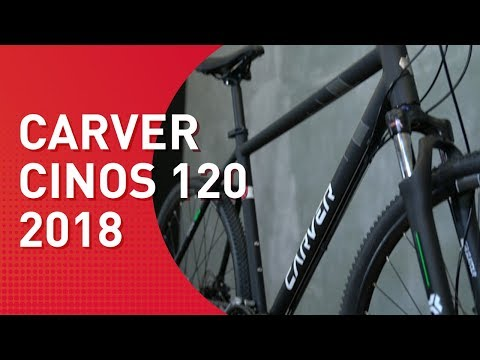 Carver Cinos 120 - 2018 - Crossbike