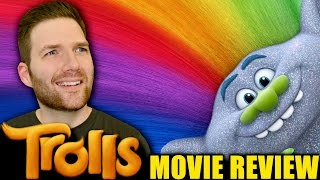 Trolls - Movie Review