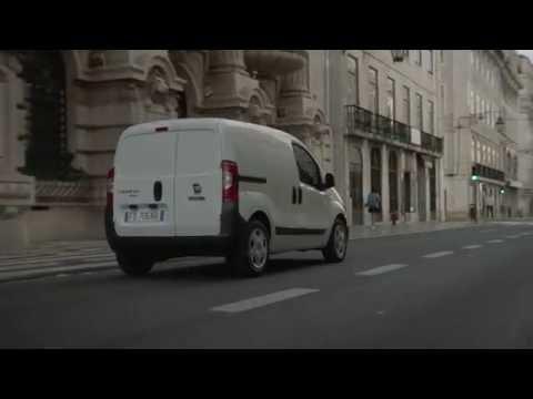 Fiat Fiorino Cargo Фургон класса M - тест-драйв 2