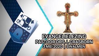 Evangelielezing pastoor Crasborn Swalmen – 3 mei 2020 - Peel en Maas TV Venray