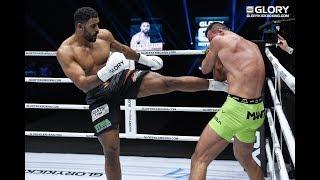 GLORY 62: Benjamin Adegbuyi Vs. Arkadiusz Wrzosek (Tournament Quarter Final)   Full Fight