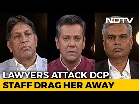 Left, Right & Centre   Delhi Lawyers vs Police: Law vs Order