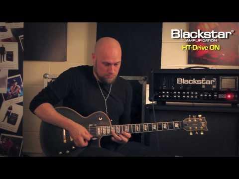 BLACKSTAR HT-DRIVE Kytarový efekt
