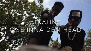 Alkaline - One Inna Dem Head (Raw) |Wul Dem Again Riddim| TeamCautiion Choreography| January 2015