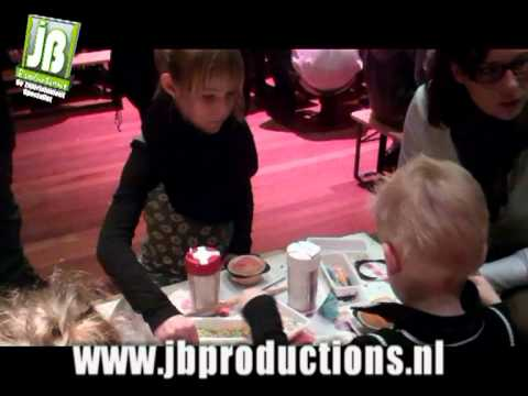 Video van Kids Workshop - Cupcakes versieren | Kindershows.nl