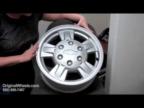 Astro Van Rims & Astro Van Wheels - Video of Chevrolet Factory, Original, OEM, stock new & used rim