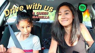 DRIVE WITH US!! ft. Mariella