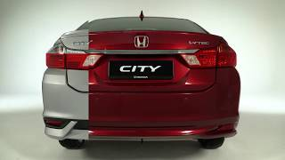 New Honda City 2017 | Facelift Before & After