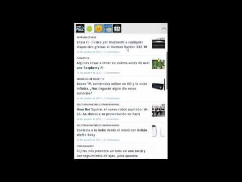 Video of Weblogs