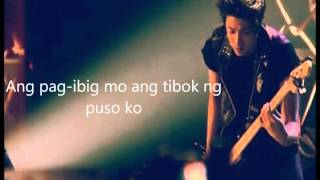 Naaalala by Daniel Padilla with Lyrics