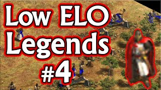 Low ELO Legends #4 Teutons and Lumbercamps