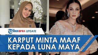 Buntut Desak Luna Maya untuk Segera Menikah, Kartika Putri Panen Hujatan hingga Minta Maaf