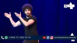 Ülvi Həsənli (Stand UP Baku 37-ci şou, Gəncə)