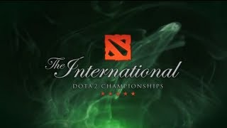 Dota 2 - Highlights from The International 2013