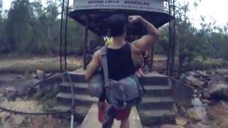 preview picture of video 'trip hutan lipur berkelah, pahang full. gopro hero 4 silver'