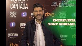 TONY AGUILAR NOS REVELA CUÁL ES LA MEJOR CANCIÓN  | LA MEJOR CANCIÓN JAMÁS CANTADA
