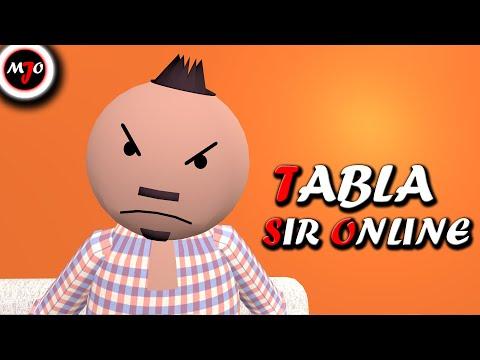 MAKE JOKE OF ||MJO|| - TABLA SIR ONLINE