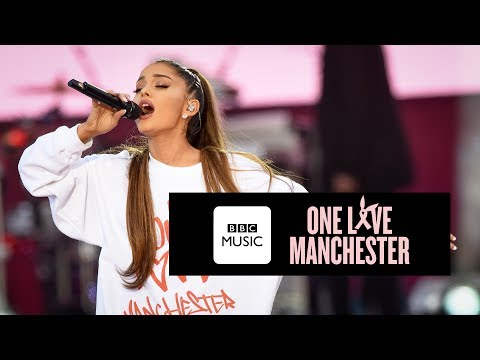 Ariana Grande - One Last Time (One Love Manchester)