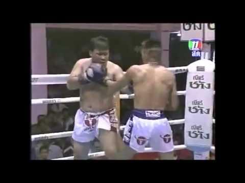Nejvtipnější zápas kickboxu