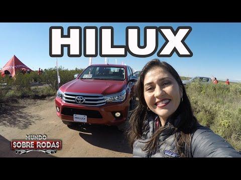 Nova Toyota Hilux 2016 SRX 2.8 Diesel 4x4