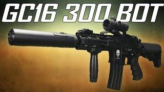 All Metal G&G GC16 300 BOT - Airsoft GI