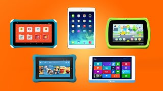 BEST KIDS TABLETS FOR 2020: AMAZON FIRE, APPLE IPAD AND MORE COMPARED
