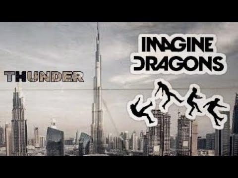 Перевод песни thunder группы imagine dragons    перевод песни thunder